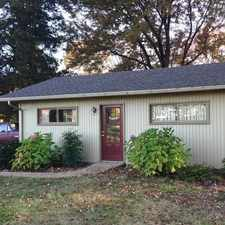 Rental info for Private and cozy setting. Single Car Garage!