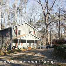 Rental info for 4913 Odell Drive