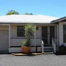 Rental info for Stand alone unit - Walking distance to town! in the Dalby area
