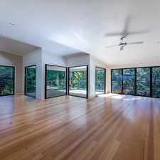 Rental info for Buderim Forest Is Your Back Yard in the Sunshine Coast area