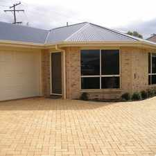 Rental info for Newtown security-plus stunner! in the Toowoomba area