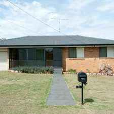 Rental info for Wonderful Modern Home - Great For Family Living in the Toowoomba area