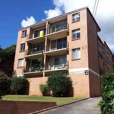Rental info for Great Location!! in the Wollongong area