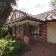 Rental info for Modern House in the Armidale area