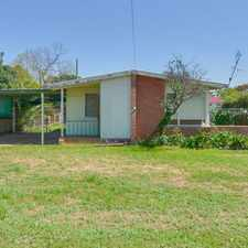 Rental info for Three Bedroom Home in South Tamworth