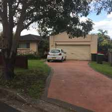 Rental info for 3 Bedroom Home, 2 Bathrooms & Double Garage in the Wollongong area