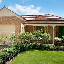 Rental info for A delightful Torrens Title Federation Style courtyard home in the Adelaide area