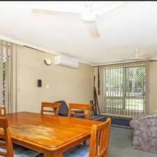 Rental info for Family Home On Large Block in the Driver area