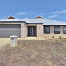 Rental info for SPACIOUS FAMILY HOME in the Perth area