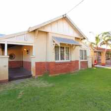 Rental info for VICTORIA PARK PROPERTY FOR RENT - 1 WEEK FREE TO SUCCESSFUL APPLICANT