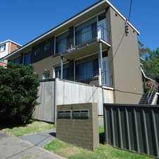 Rental info for LOW MAINTENANCE INNER CITY LIVING! in the Newcastle area