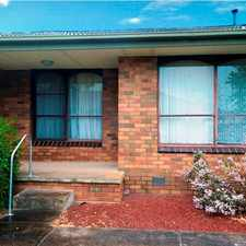 Rental info for One Bedroom Unit- Situated In Popular Alfredton! in the Newington area