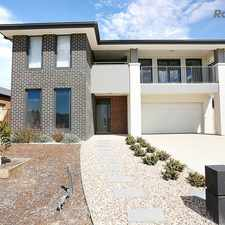 Rental info for Stunning Home With Premium Fixtures & Fittings in the Melbourne area