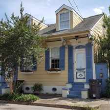 Rental info for $1600 1 bedroom Townhouse in Bywater in the St. Claude area