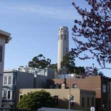 Rental info for 2 Genoa Place #6 in the Telegraph Hill area