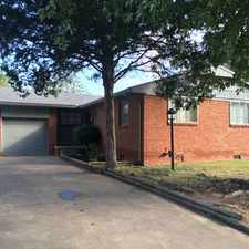 Rental info for 1301 Northwest 82nd Street in the Britton area