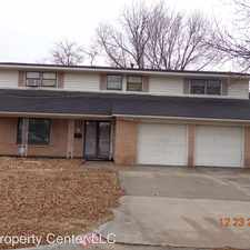 Rental info for 105 Brookside Dr. in the 73160 area