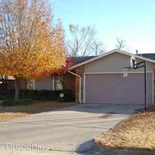 Rental info for 9311 South 89th East Avenue in the Bixby area
