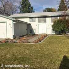 Rental info for 1606 W. 19th Ave