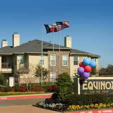 Rental info for Equinox on the Park in the Dallas area
