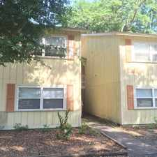 Rental info for 817-2 California Street in the Tallahassee area