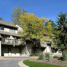 Rental info for Oak Glen Of Edina