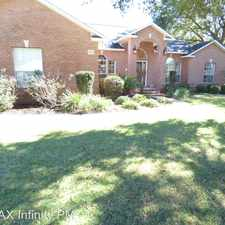 Rental info for 5742 English Turn Dr. in the Pace area