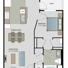 Rental info for $6480 1 bedroom Apartment in Metro Los Angeles Miracle Mile District in the Santa Monica area