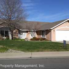 Rental info for 3522 Sunglow Drive
