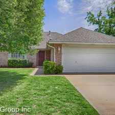 Rental info for 11404 Glade Ave in the 73162 area
