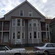 Rental info for 35 Townsend Street Unit # 2R in the Dixwell area