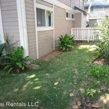 Rental info for Southpointe Building 5- Unit 102 480 Kenolio Road in the Kihei area