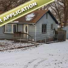 Rental info for 3321 N. 58th St.
