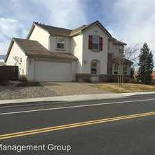 Rental info for 3595 Socrates Drive