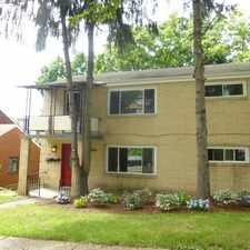 Rental info for 5616 Pocusset St in the Pittsburgh area