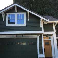 Rental info for 7934 B SE 46th Ave