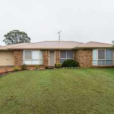 Rental info for Spacious Three Bedroom Home Situated in Wilsonton!! in the Toowoomba area