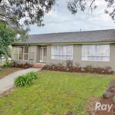 Rental info for 3 Bedroom Home in Bayswater