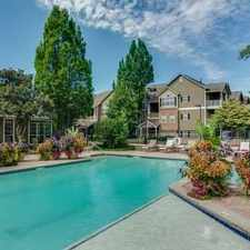 Rental info for Evergreen Lenox Park in the North Atlanta area