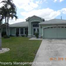 Rental info for 2914 SE 5th Ct