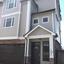 Rental info for 2402 Calumet St #A in the Houston area