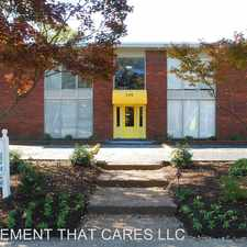 Rental info for 199 S McLean Boulevard in the Central Gardens area