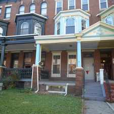 Rental info for 2914 N Calvert St in the Baltimore area