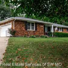 Rental info for 4245 S Windermere Ave