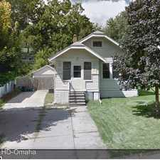 Rental info for 624 S. 50th Ave. in the 68106 area
