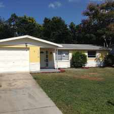 Rental info for 4647 AEGEAN AVE in the Holiday area