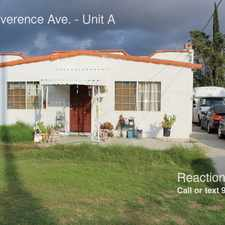 Rental info for 3945 Severence Ave.