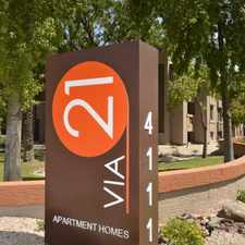 Rental info for Via 21