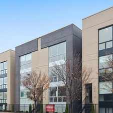 Rental info for 2516 West Addison Street #1W in the Roscoe Village area