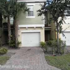 Rental info for 784 Pipers Cay Drive